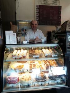 Lenny Rosenberg Seventeenth Street Cafe