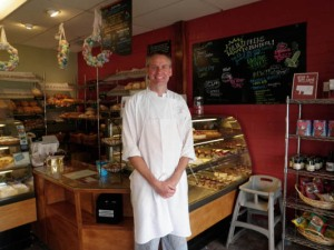 Anders Karlsson of Berolina Bakery in Glendale, CA
