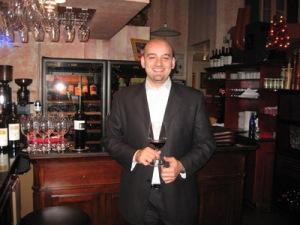 Gerard Bozoghlian Carlitos Gardel Restaurant Melrose