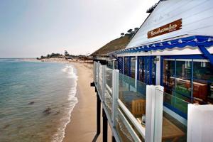 Beachcomber Restaurant Malibu Pier