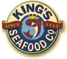 king's seafood company logo