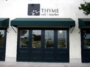 Thyme Cafe Market Santa Monica
