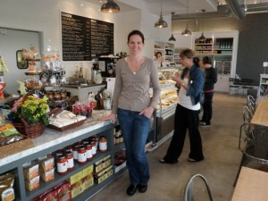 Maire Byrne Thyme Cafe & Market Santa Monica