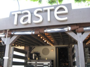 Taste on Melrose