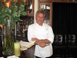 Raphael Lunetta Jiraffe Restaurant Santa Monica