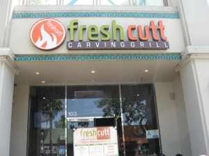 Fresh Cutt Carving Grill Sherman Oaks