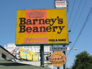 Barneys Beanery West Hollywood
