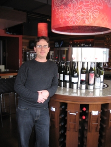 Stephen Abronson Pourtal Wine Tasting Bar