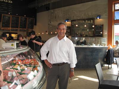 Michael cigliano santa monica seafood behind the food for Santa monica fish company