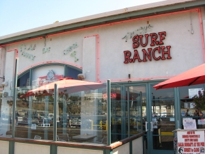 Rusty's Surf Ranch Santa Monica Pier