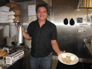 Thierry Boisson - Acadie Crepes Santa Monica