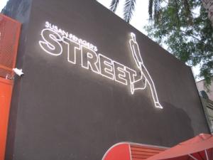 Susan Feniger's Street restaurant